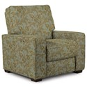 Best Home Furnishings Celena Power Reclining Space Saver Chair - Item Number: 270806188-34412
