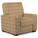 Best Home Furnishings Celena Power Reclining Space Saver Chair - Item Number: 270806188-34959