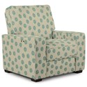 Best Home Furnishings Celena Power Reclining Space Saver Chair - Item Number: 270806188-35532