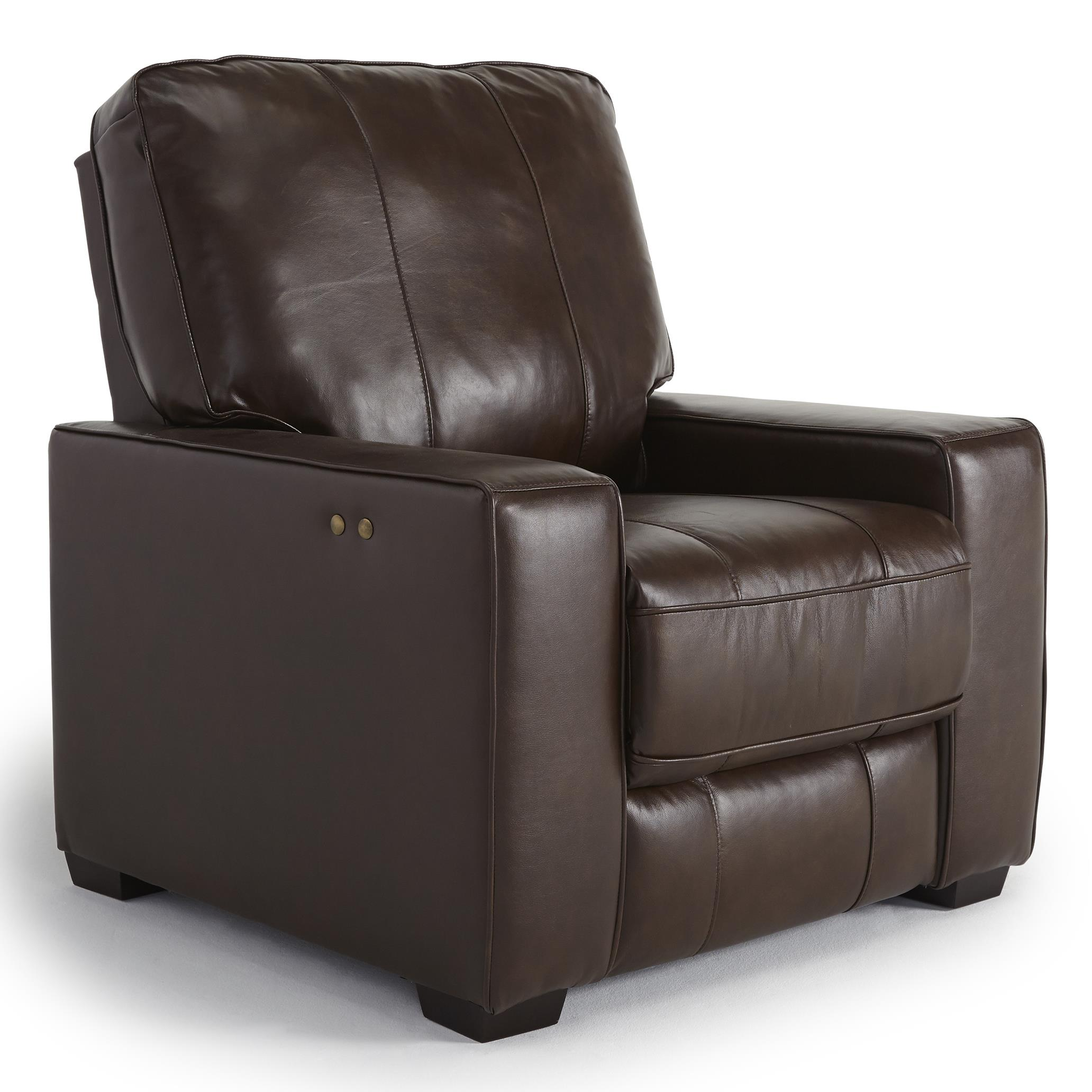 Best Home Furnishings Celena Power Reclining Space Saver Chair - Item Number: R906CP2-73216ALV