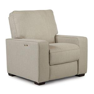 Best Home Furnishings Celena Power Reclining Space Saver Chair