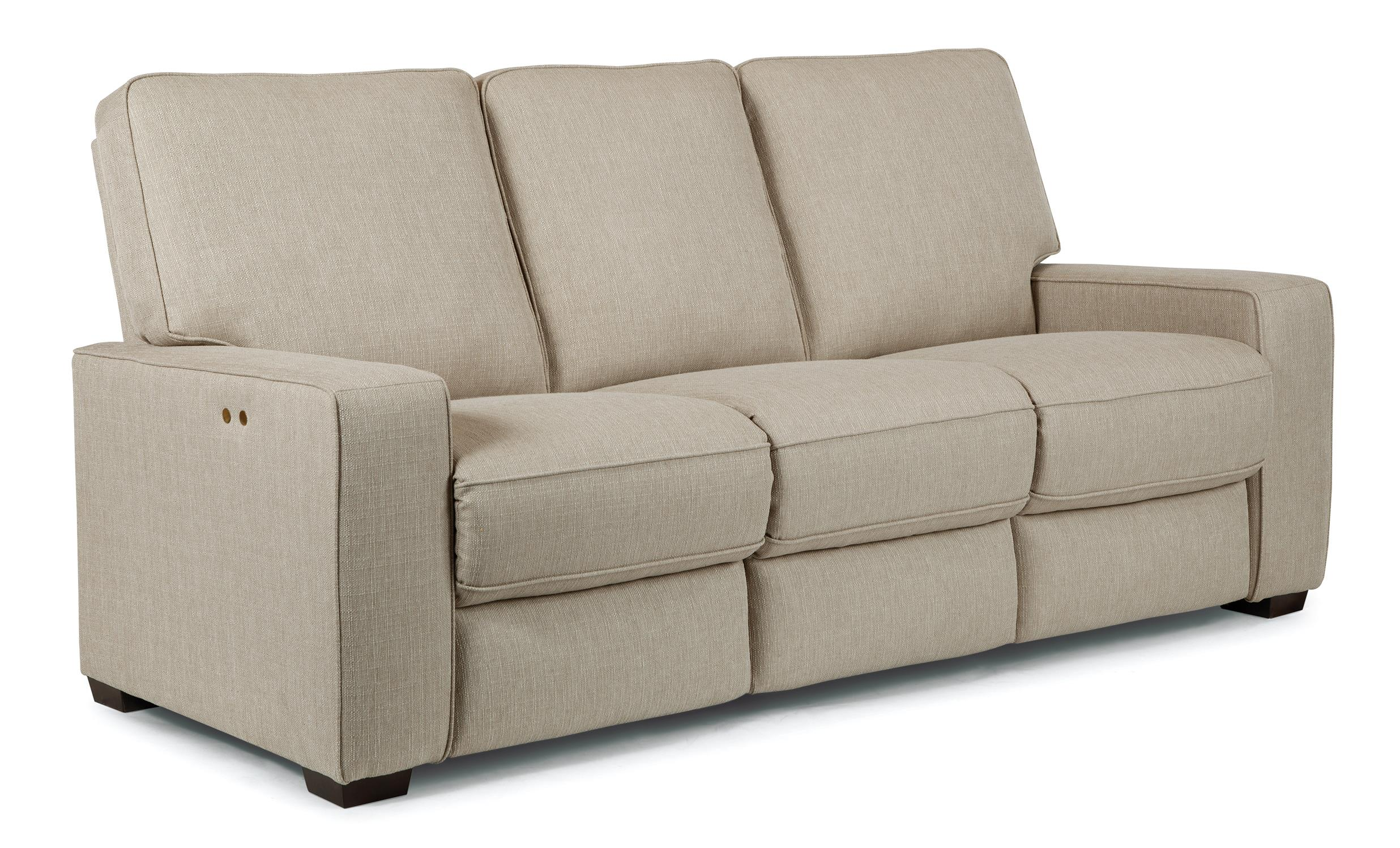 contemporary reclining sofa best home furnishings celena