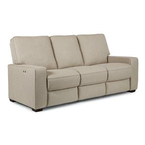 Morris Home Furnishings Celena Power Reclining Sofa