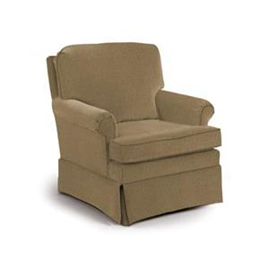 Chairs Swivel Glide Fabric By Best Home Furnishings Ivan Smith Furniture Best Home