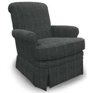 Best Home Furnishings Swivel Glide Chairs Nava Swivel Rocker
