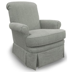 Best Home Furnishings Swivel Glide Chairs Nava Swivel Rocker