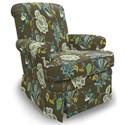 Best Home Furnishings Swivel Glide Chairs Nava Swivel Rocker - Item Number: 1219-28603