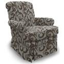 Best Home Furnishings Swivel Glide Chairs Nava Swivel Rocker - Item Number: 1219-28823