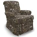 Best Home Furnishings Swivel Glide Chairs Nava Swivel Rocker - Item Number: 1219-30103