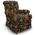 Best Home Furnishings Swivel Glide Chairs Nava Swivel Rocker - Item Number: 1219-31923
