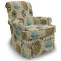 Best Home Furnishings Swivel Glide Chairs Nava Swivel Rocker - Item Number: 1219-34612