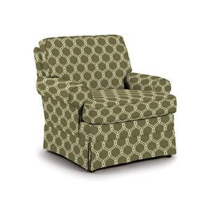 Best Home Furnishings Chairs - Swivel Glide Swivel Glider Chair