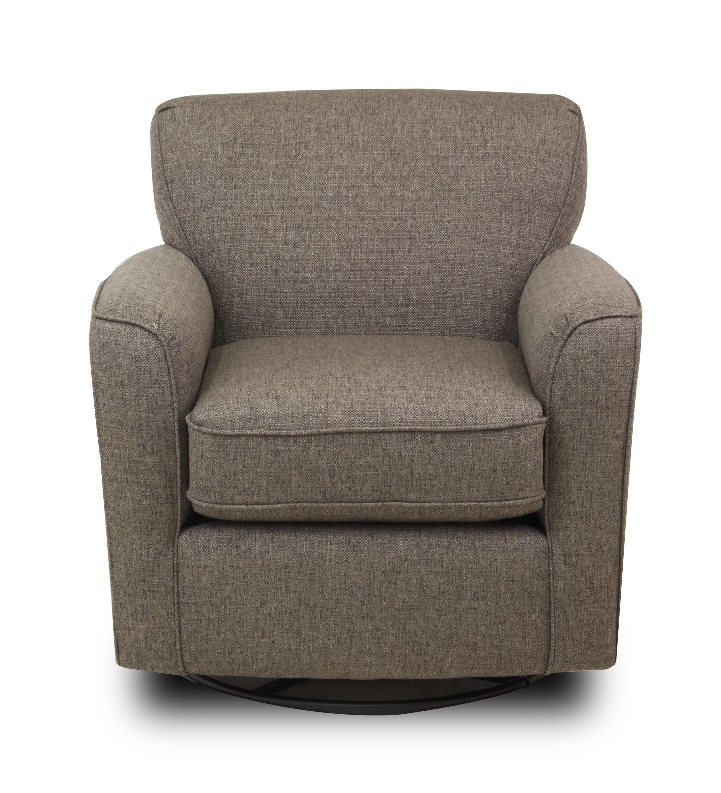Swivel Glide Chairs Kaylee Swivel Barrel Chair