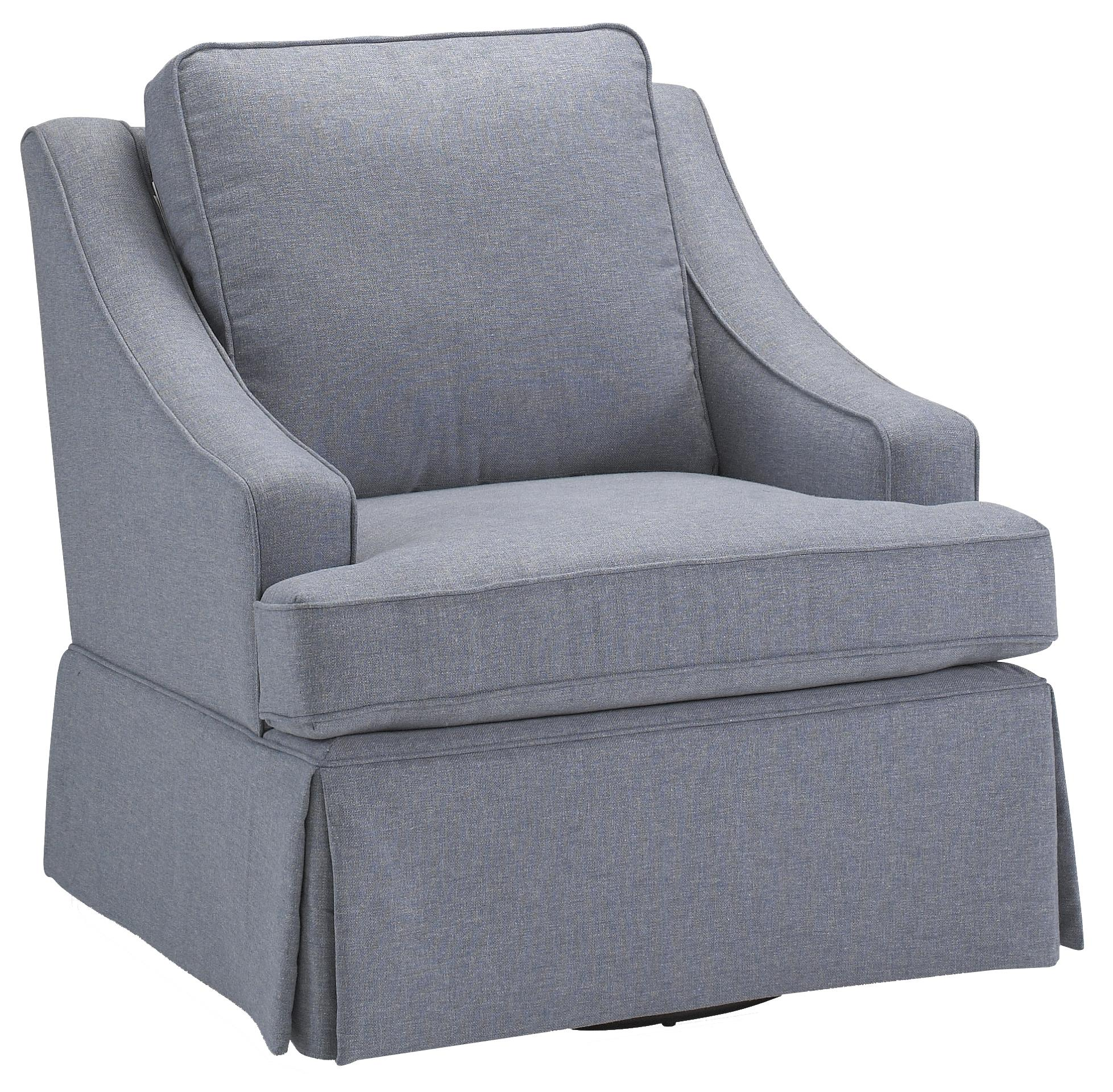 Best Home Furnishings Chairs - Swivel Glide Ayla Swivel Rocker - Item Number: 2149