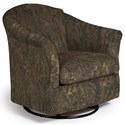 Best Home Furnishings Swivel Glide Chairs Darby Swivel Glider - Item Number: 2877-29116