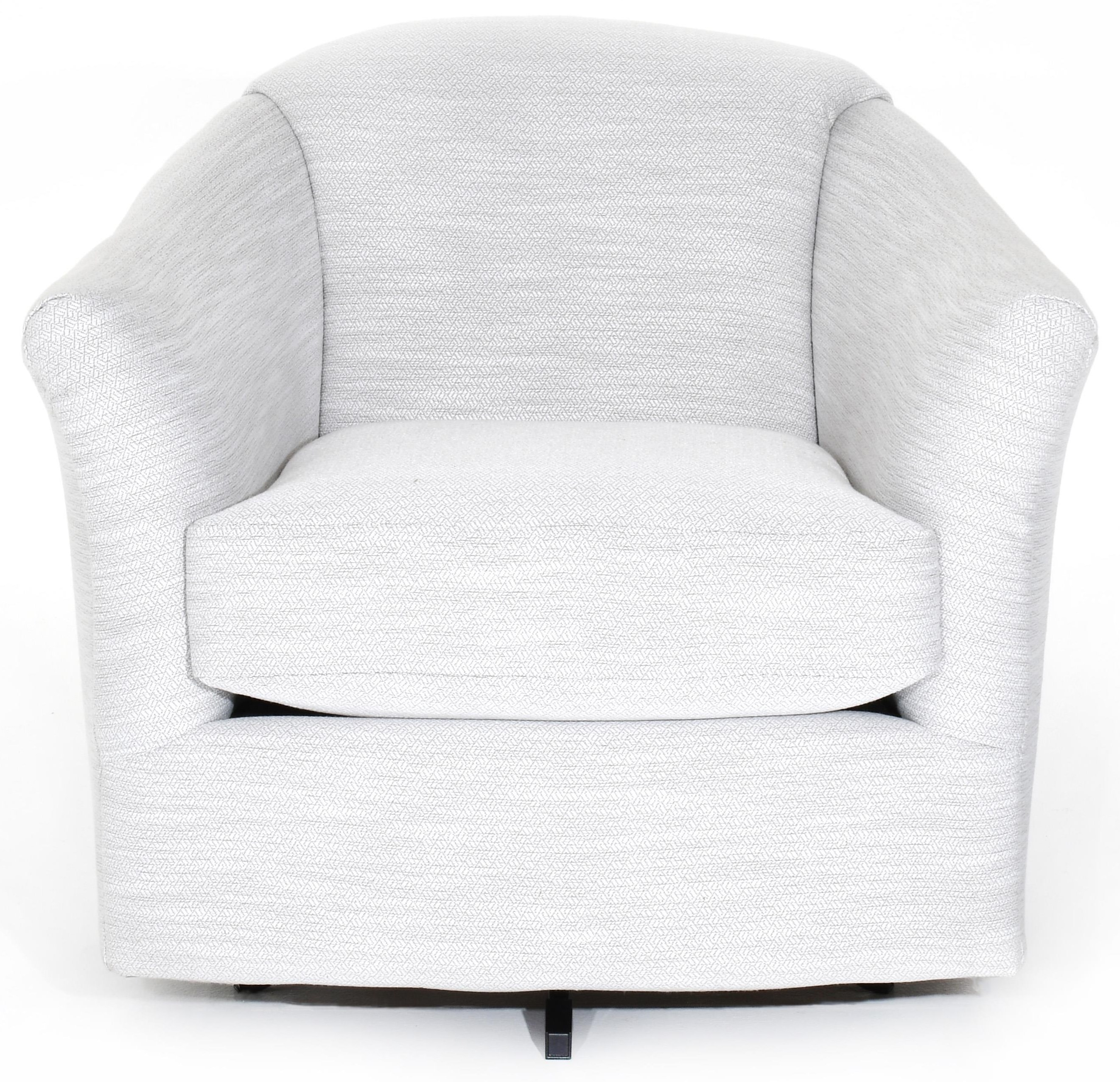 Best Home Furnishings Swivel Glide Chairs Swivel Chair - Item Number: 2878 21517