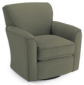 Best Home Furnishings Chairs - SGR Swivel Glide Chair