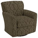 Best Home Furnishings Chairs - Swivel Glide Kaylee Swivel Barrel Chair - Item Number: 2887-33893
