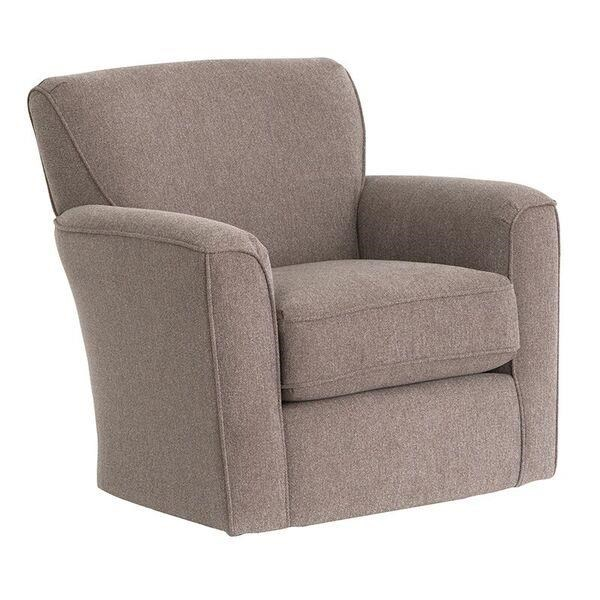 Best Home Furnishings Chairs - Swivel Glide Kaylee Swivel Barrel Chair - Item Number: 2887