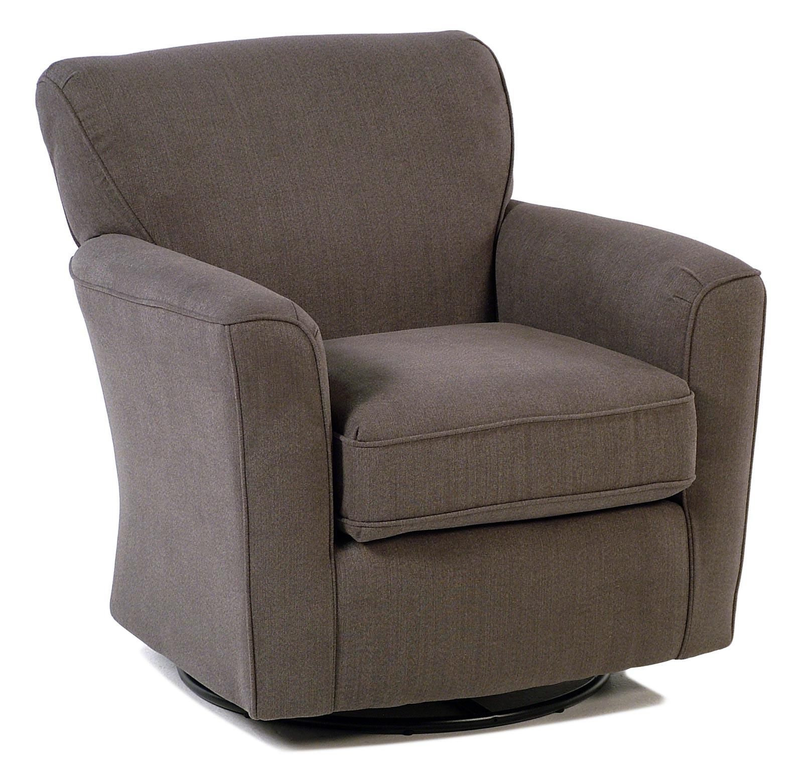 Best Home Furnishings Chairs - Swivel Glide Swivel Barrel Arm Chair - Item Number: 2887