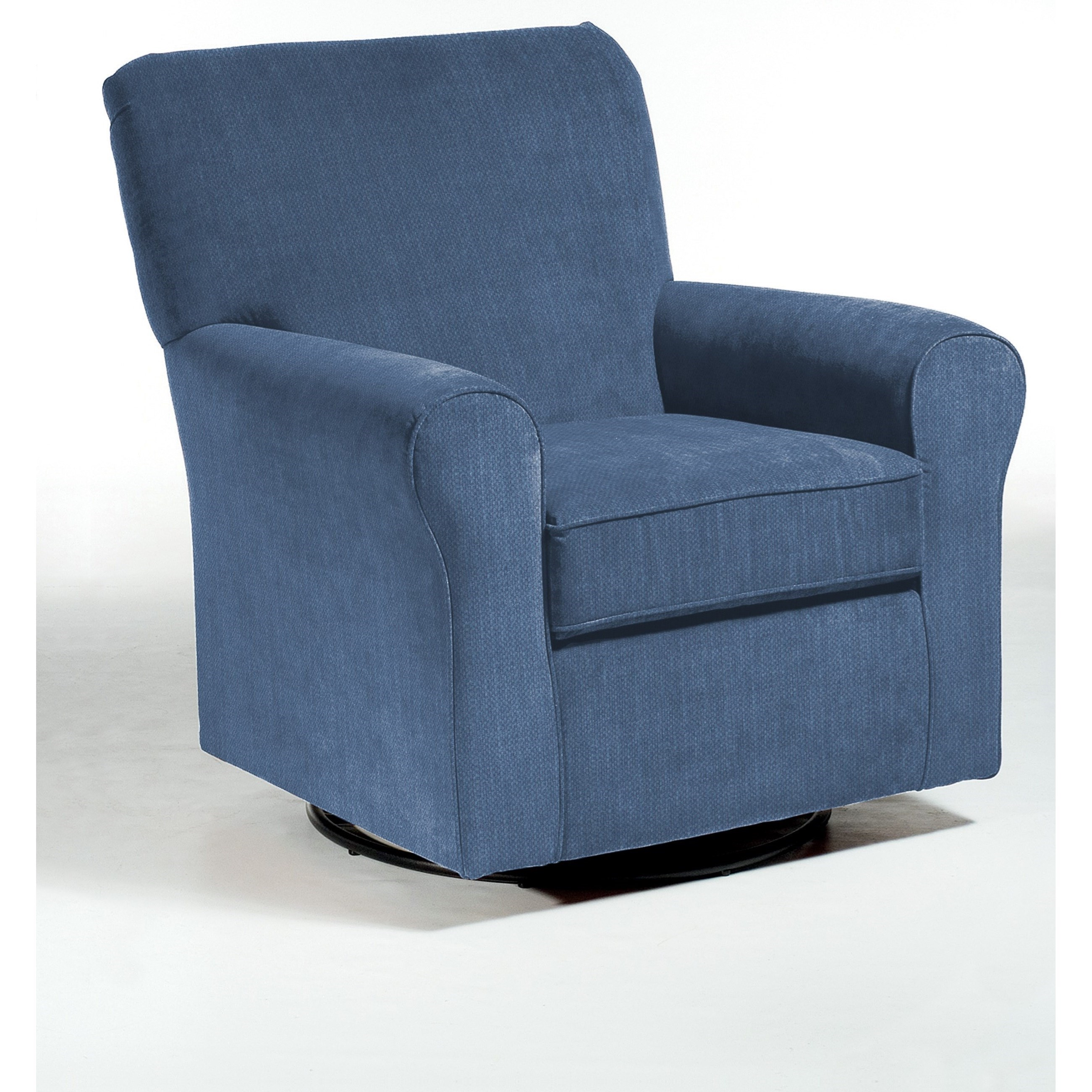 Best Home Furnishings Chairs - Swivel Glide Hagen Swivel Glide - Item Number: 4177-20002