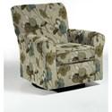 Best Home Furnishings Chairs - Swivel Glide Hagen Swivel Glide - Item Number: 4177-29139