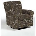 Best Home Furnishings Swivel Glide Chairs Hagen Swivel Glide - Item Number: 4177-30103