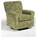 Best Home Furnishings Swivel Glide Chairs Hagen Swivel Glide - Item Number: 4177-34061