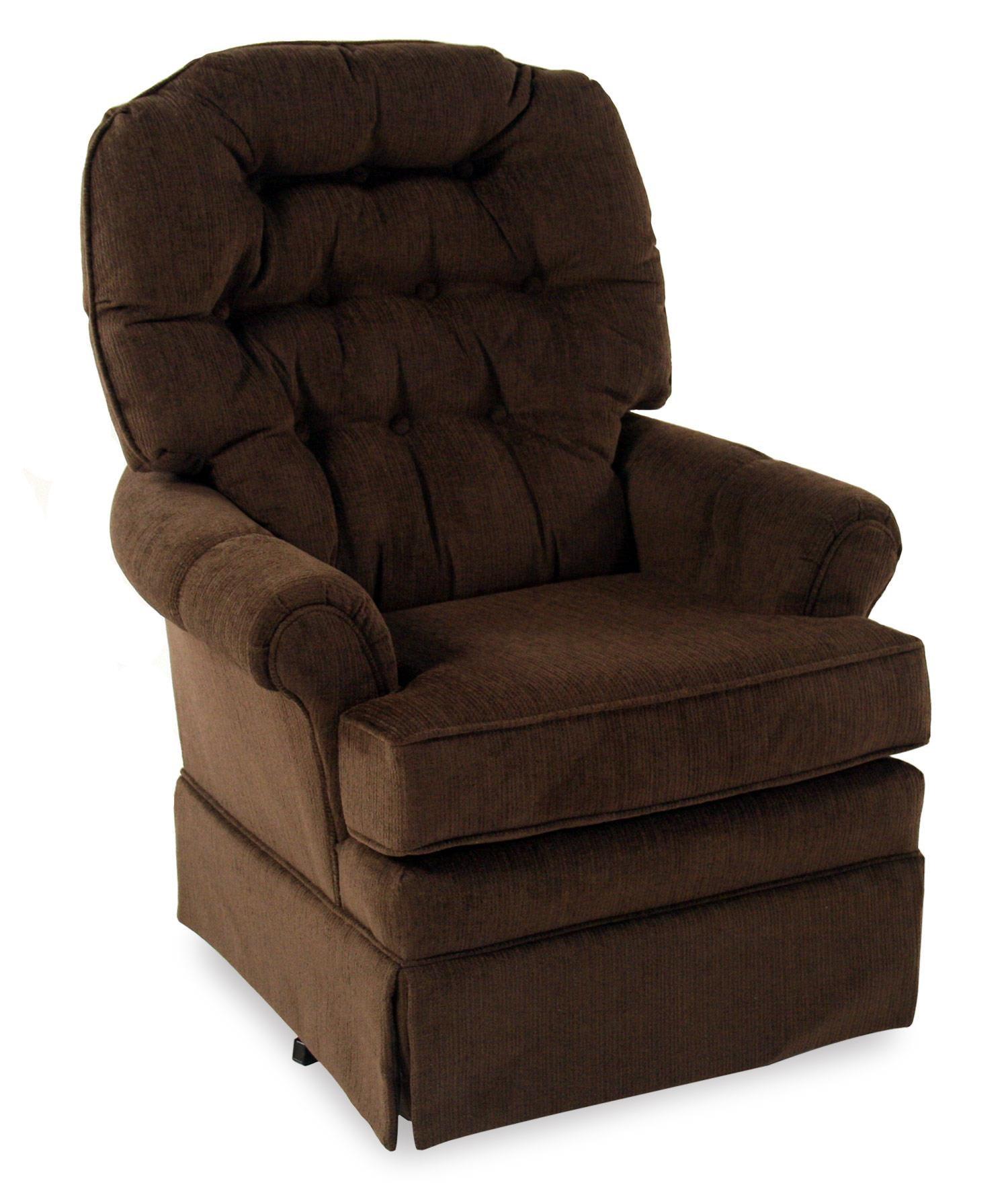 Swivel Rocker Chair - Zion Star