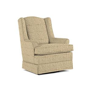 Best Home Furnishings Chairs - Swivel Glide Natasha Swivel Glider