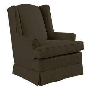 Studio 47 Chairs - Swivel Glide Natasha Swivel Glider