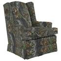 Best Home Furnishings Swivel Glide Chairs Natasha Swivel Glider - Item Number: 7147-27236