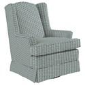 Best Home Furnishings Swivel Glide Chairs Natasha Swivel Glider - Item Number: 7147-28702