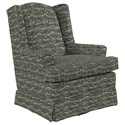 Best Home Furnishings Swivel Glide Chairs Natasha Swivel Glider - Item Number: 7147-31433