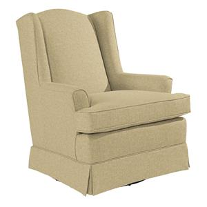 Best Home Furnishings Swivel Glide Chairs Natasha Swivel Glider
