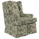 Best Home Furnishings Swivel Glide Chairs Natasha Swivel Glider - Item Number: 7147-35503