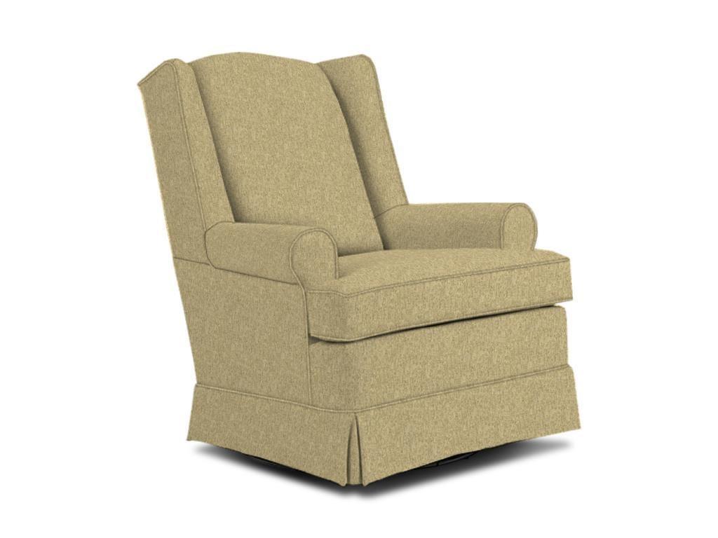 Roni Belmar Swivel Glider Chair