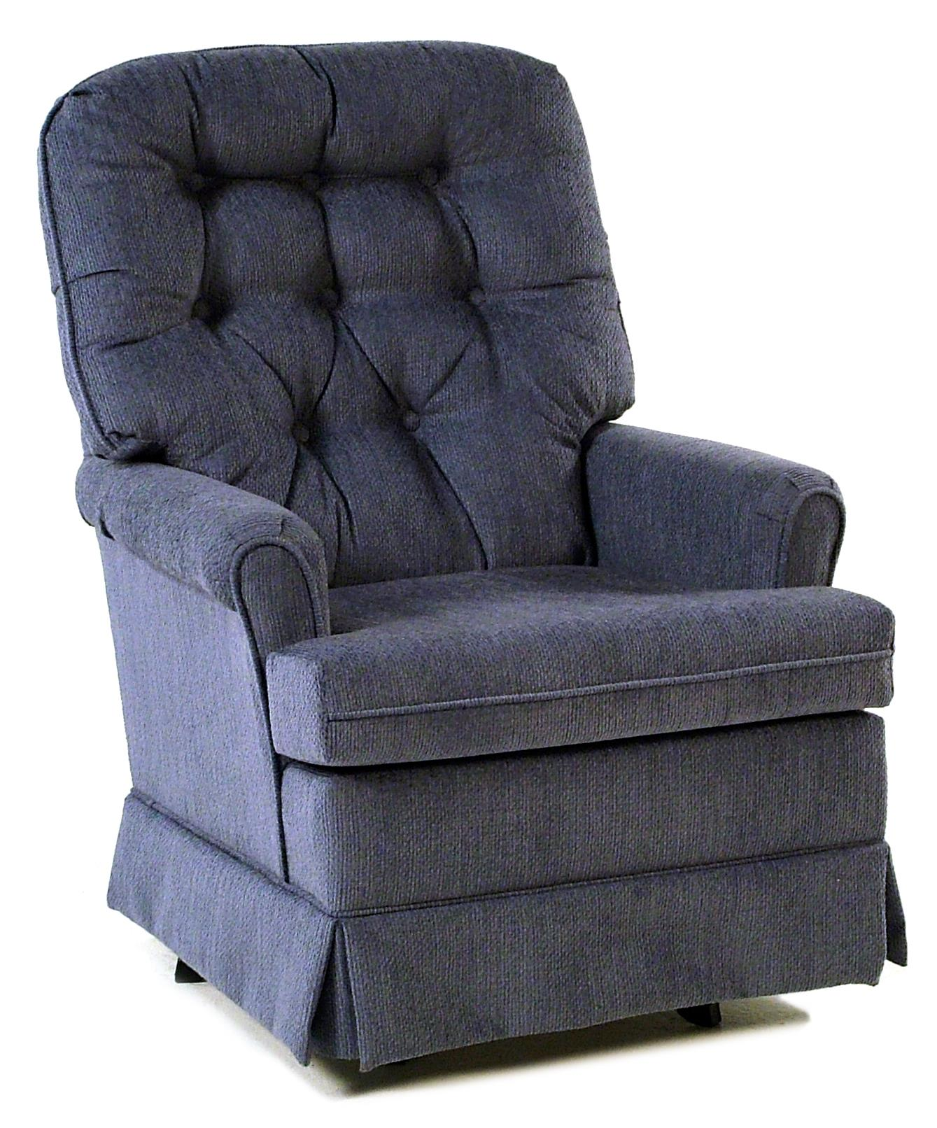 Best Home Furnishings Chairs - Swivel Glide Swivel Glide Chair - Item Number: H1009