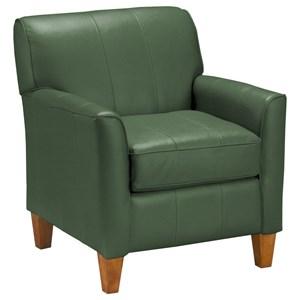 Morris Home Chairs - Club Risa Club Chair