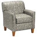 Best Home Furnishings Club Chairs Risa Club Chair - Item Number: -1159276652-26082