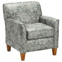 Best Home Furnishings Club Chairs Risa Club Chair - Item Number: -1159276652-27039