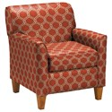Best Home Furnishings Club Chairs Risa Club Chair - Item Number: -1159276652-28424