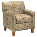 Best Home Furnishings Chairs - Club Risa Club Chair - Item Number: -1159276652-30565