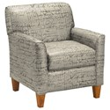 Best Home Furnishings Chairs - Club Risa Club Chair - Item Number: -1159276652-34597