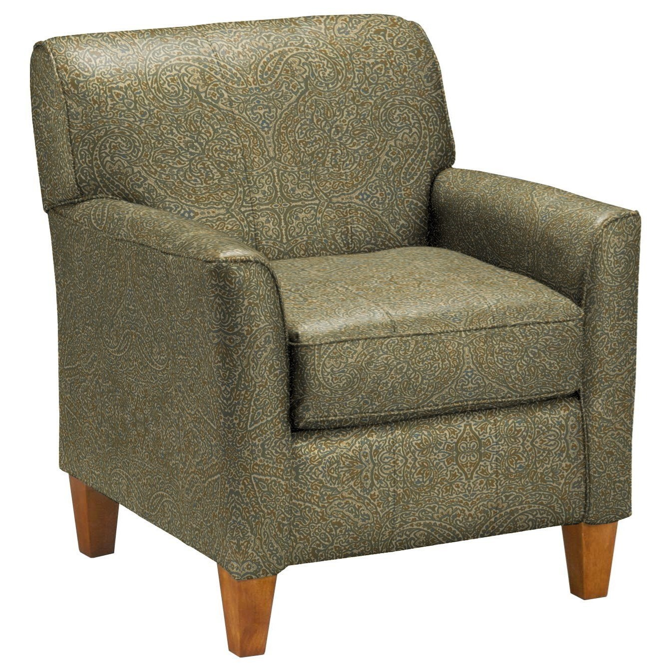 Best Home Furnishings Chairs - Club Risa Club Chair - Item Number: -1159276652-34672