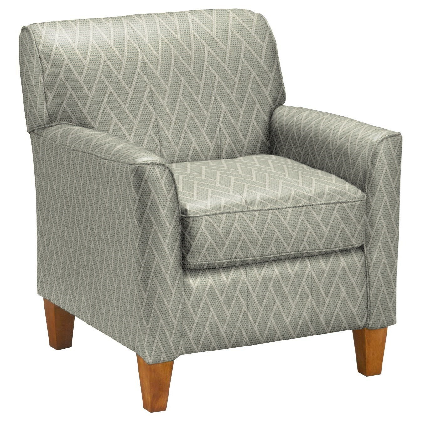 Best Home Furnishings Chairs - Club Risa Club Chair - Item Number: -1159276652-35257