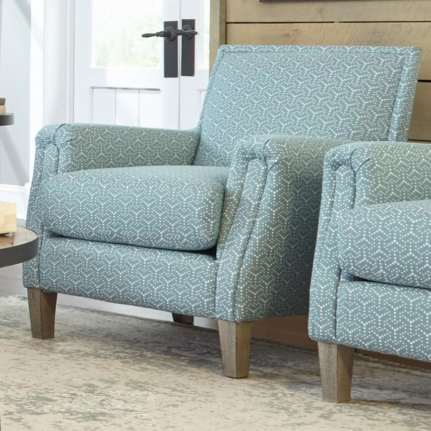 Best Home Furnishings Chairs - Club Madelyn Club Chair - Item Number: 2000 02