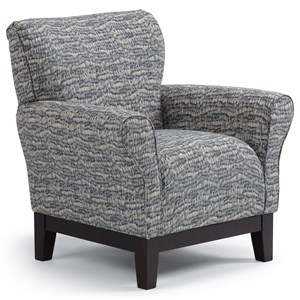 Best Home Furnishings Club Chairs Aiden Club Chair