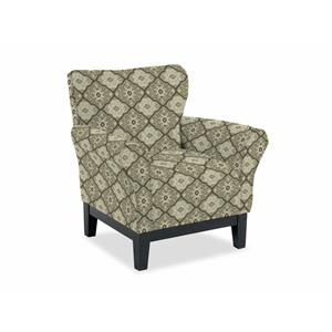 Best Home Furnishings Chairs - Club Pelican Gray Club Chair
