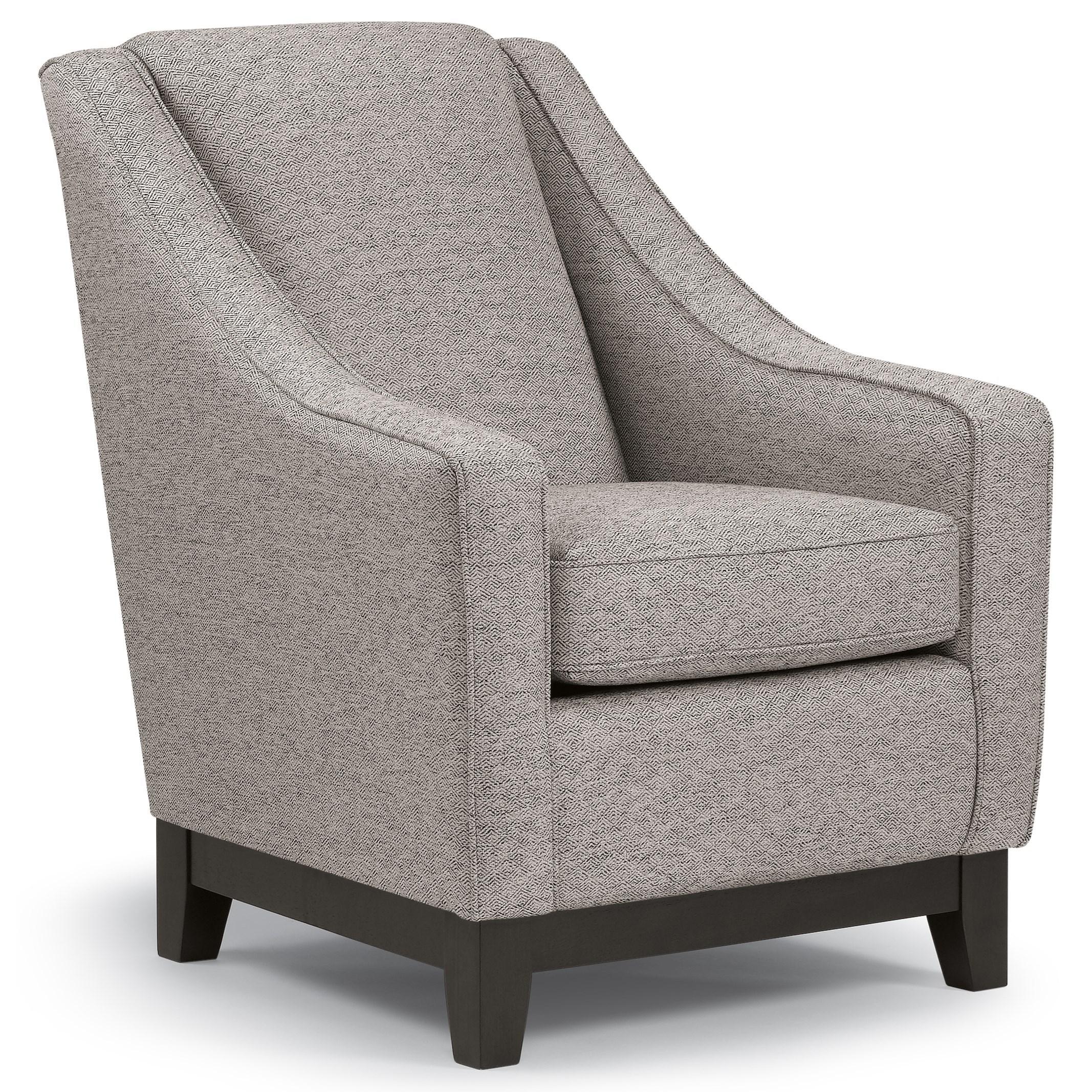 Best Home Furnishings Chairs - Club Mariko Club Chair - Item Number: 2070-21083B